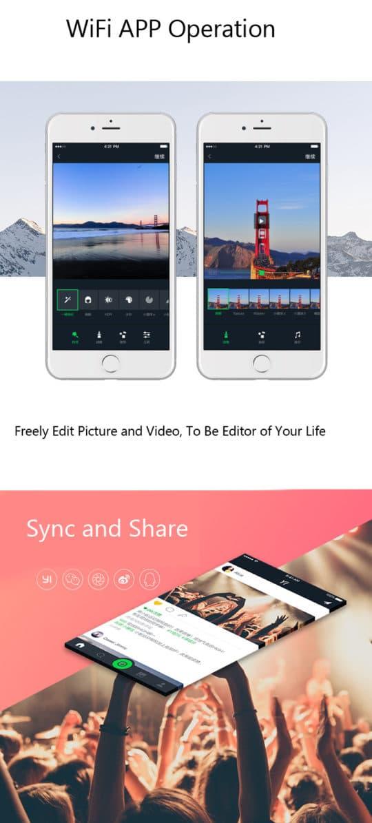 Xiaomi Yi II - Additional Image 10