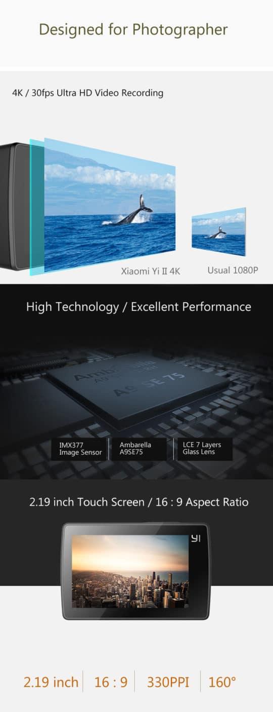 Xiaomi Yi II - Additional Image 3