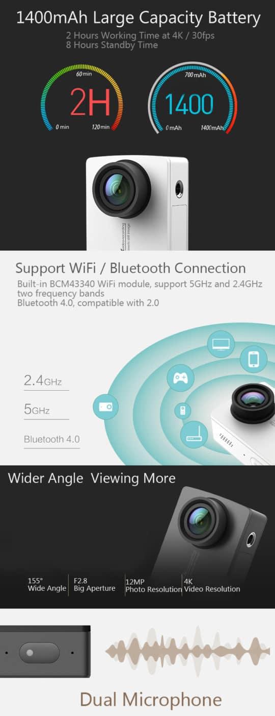 Xiaomi Yi II - Additional Image 4