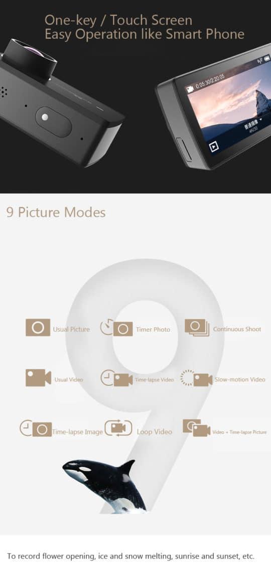 Xiaomi Yi II - Additional Image 6