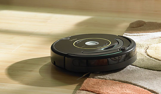 Smart Home Gadgets 2018 - iRobot-Roomba-650-Vacuum-Cleaning-Robot