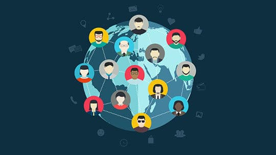 online collaboration tool group team community connection