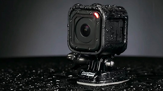 Waterproof Gadgets - GoPro-HERO-4