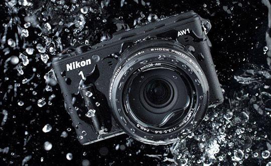 Waterproof Gadgets - Nikon-1-AW1