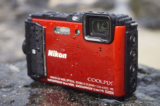 Waterproof Gadgets - Nikon-COOLPIX-AW130
