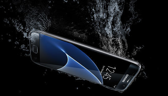 Waterproof Gadgets - Samsung-Galaxy-S7