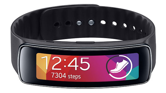 Waterproof Gadgets - Samsung-Gear-Fit