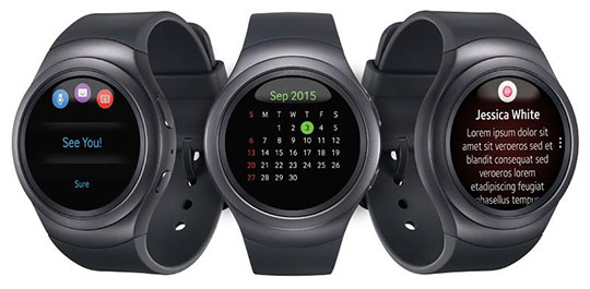 Waterproof Gadgets - Samsung-Gear-S2