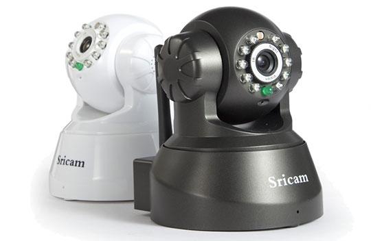 IP Cameras - Sricam SP012