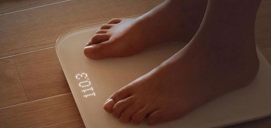 Xiaomi Household Gadgets - Xiaomi-Mi-Smart-Weight-Scale
