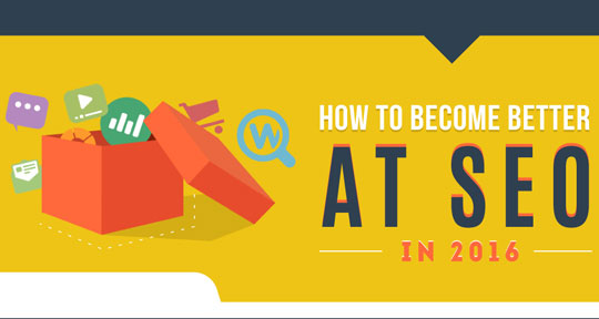 How to Become Better at SEO in 2016 (Infographic) - Featured