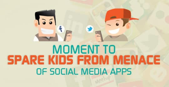 How to Bypass Social Media Dangers for Kids (Infographic) - Featured