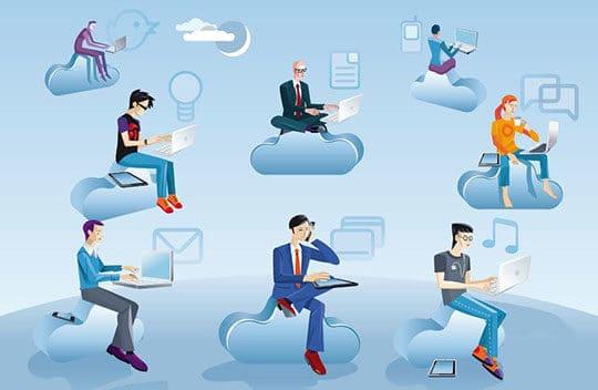 Cloud Computing Mobile Mobility Big Data