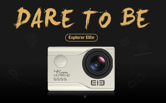 Elephone EleCam Explorer Elite - AI 1