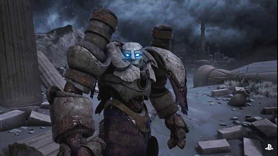 Golem-for-PlayStation-VR - Virtual Reality Games