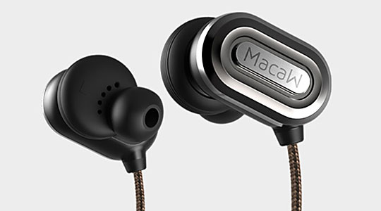 MACAW-T1000 - Bluetooth Earbuds