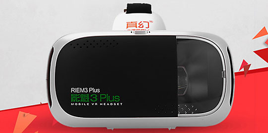 RITECH-RIEM3-Plus-3D - VR Glasses