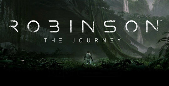 Robinson-The-Journey - Virtual Reality Games