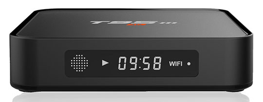 Sunwell T95M TV Box
