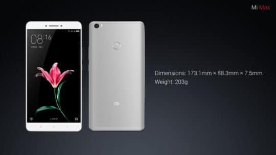 Xiaomi Mi Max Additional Image - 9