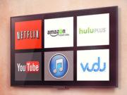 smart tv online streaming movie video