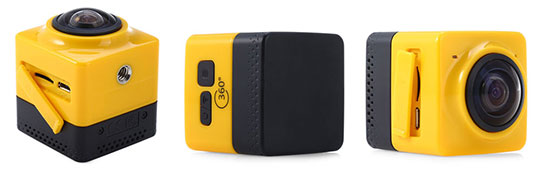 Cube-360-Action-Camera