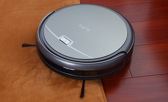 ILIFE-A4-Smart-Robotic-Vacuum-Cleaner