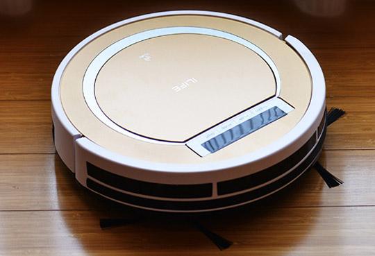 ILIFE-X5-Smart-Robotic-Vacuum-Cleaner