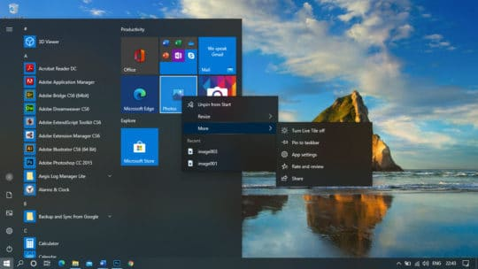 Customize-Windows-10-Tiles