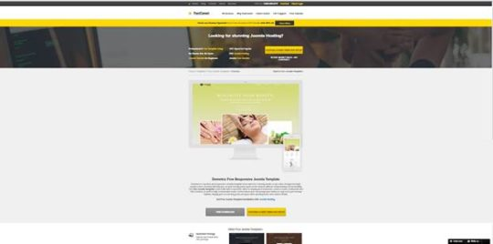 demetra-spa-salon - Best Free Joomla Templates