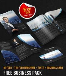 Free Brochure Templates 12