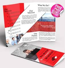 Free Brochure Templates 27