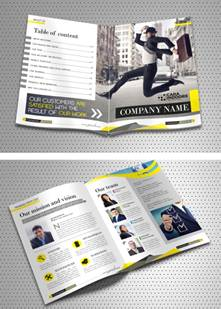 Free Brochure Templates 33