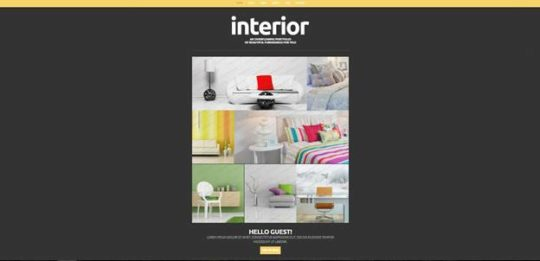 interior-design - Best Free Joomla Templates