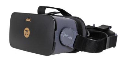 PIMAX 4K VR 3D Headset