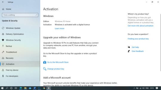 Windows-10-Activation