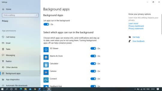 Windows-10-Background-App-Manager