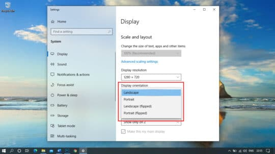Windows-10-Display-Orientation