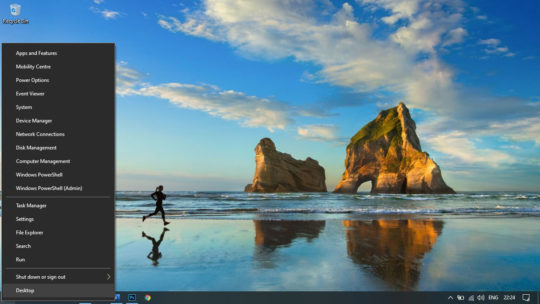 Windows-10-Populate-Secret-Start-Menu