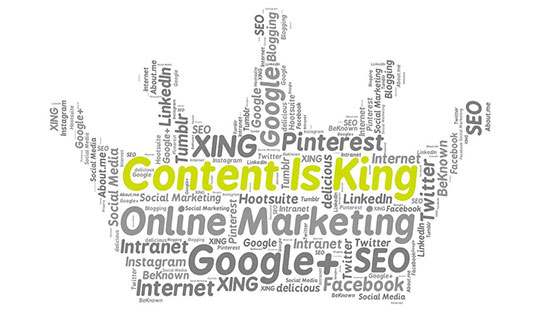 Fashion Retailers SEO Strategies - Content is King