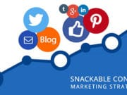 snackable content marketing strategies