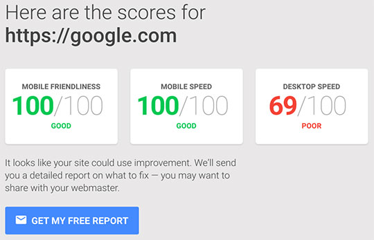 testmysite-google