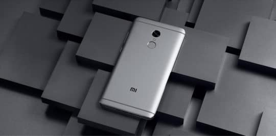 Xiaomi Redmi Note 4 - 1
