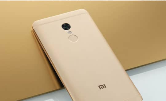 Xiaomi Redmi Note 4 - 3