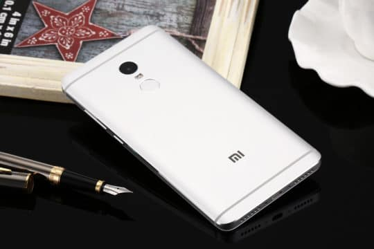 Xiaomi Redmi Note 4 - 6