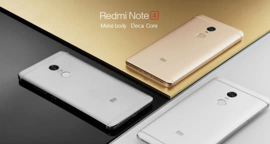 Xiaomi Redmi Note 4 AI - 1