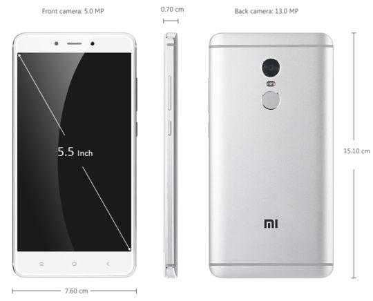 Xiaomi Redmi Note 4 AI - 10