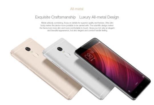 Xiaomi Redmi Note 4 AI - 2