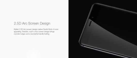Xiaomi Redmi Note 4 AI - 4