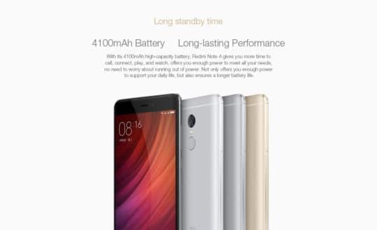 Xiaomi Redmi Note 4 AI - 5